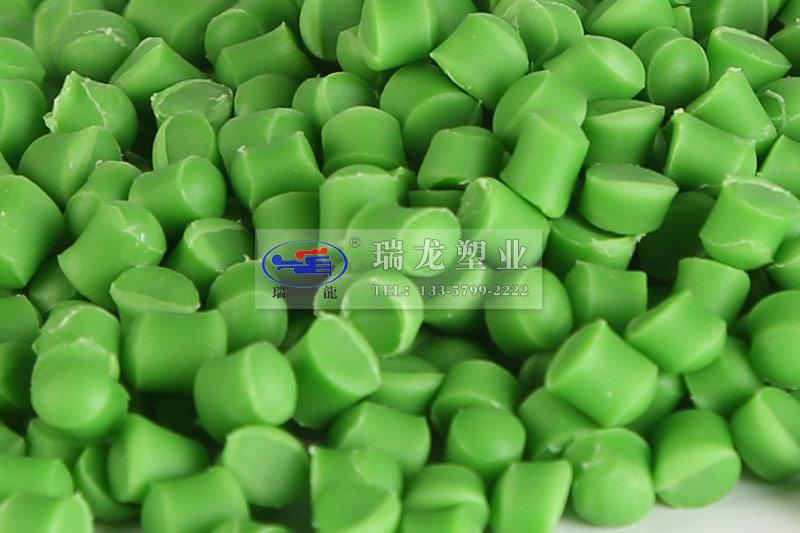软聚氯乙烯弹性粒料